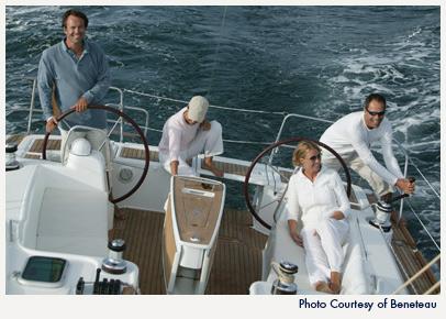 Sailing Vacations and Sailing Holidays