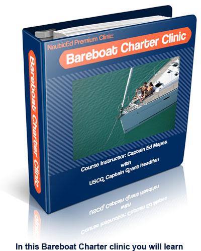 Bareboat Yacht Charter Clinic