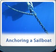Anchoring a Sailboat Course