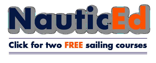 NauticEd two free courses logo