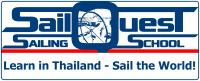 SailQuest Sailing School Thailand logo